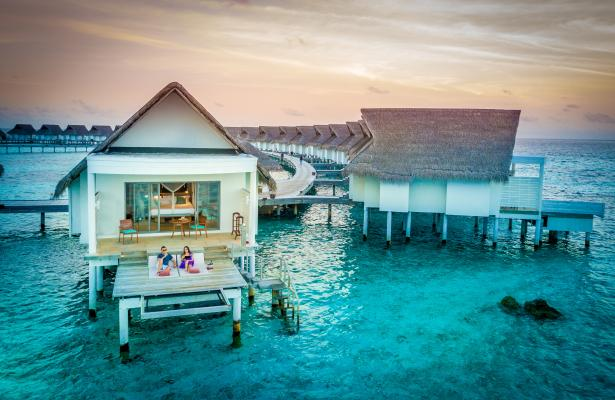 Ocean Water Villa at Centara Grand Island Resort & Spa Maldives (CIRM)