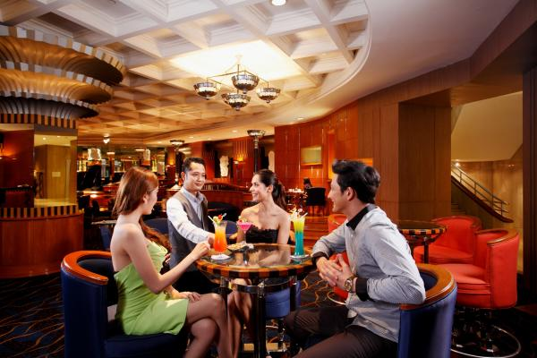 Lobby Lounge at Centara Grand Ladprao Bangkok (CGLB)