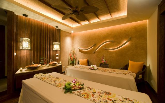 SPA Cenvaree at Centara Grand Mirage Beach Resort Pattaya