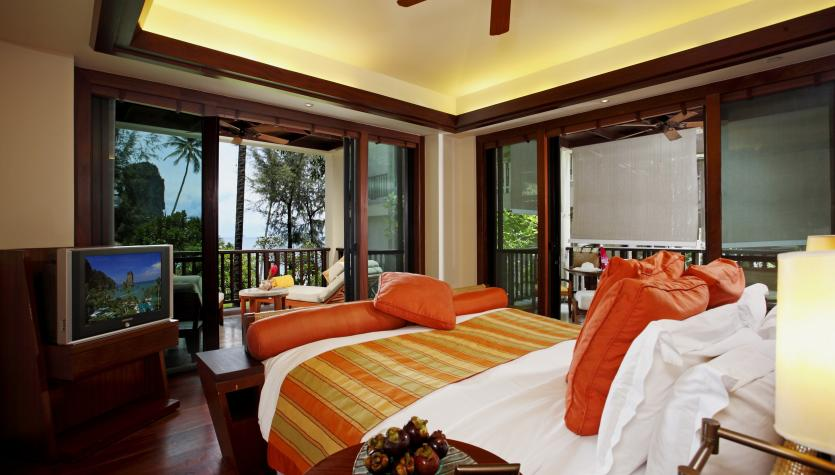 Deluxe Ocean Facing Room at Centara Grand Beach Resort & Villas, Krabi