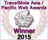 Best Asia/Pacific Hotel Resort Website