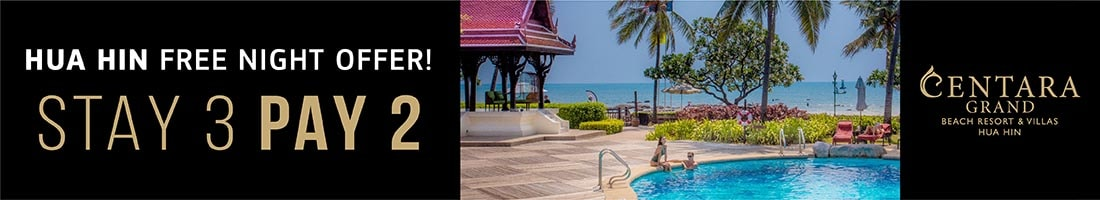 Free nights in Hua Hin
